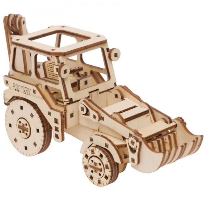 Сборные модели Tadiwood Конструктор деревянный Экскаватор