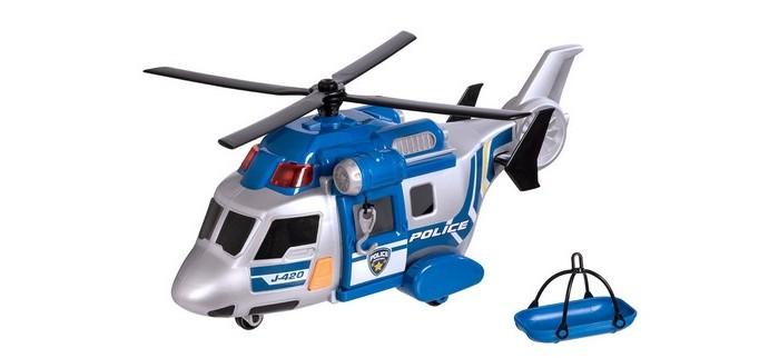 Купить Вертолеты и самолеты, HTI Полицейский вертолет Teamsterz 36 см