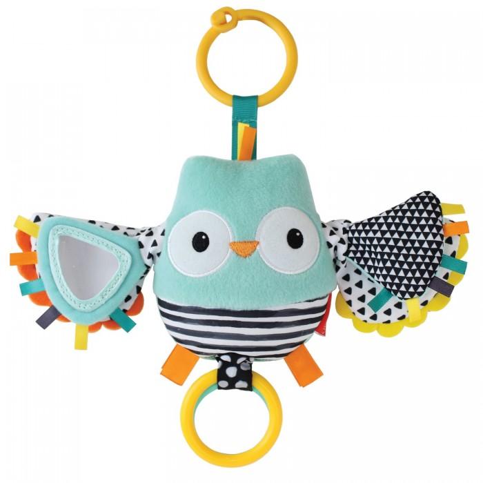 Подвесные игрушки Infantino Сова с хлопающими крыльями