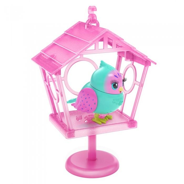 Интерактивная игрушка Moose Птичка в скворечнике Little Live Pets Твитти-Пеппи