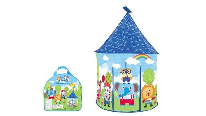 палатки домики Палатки-домики Рыжий кот Палатка игровая Шатер Зверушки