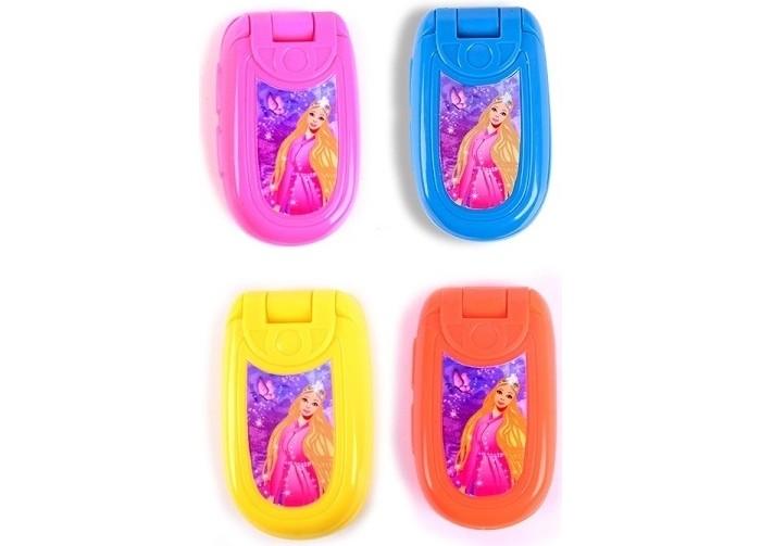 Электронные игрушки Zhorya Игровой телефончик со звуковыми эффектами каталка игрушка умка лошадка b876678 r со звуковыми эффектами желтый