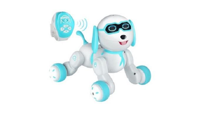Фото - Радиоуправляемые игрушки HK Industries Собака р/у с пульт-браслетом hk industries 666 653a грузовик р у