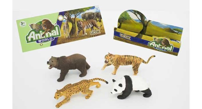 Купить Игровые фигурки, Компания друзей Набор животных JB202700
