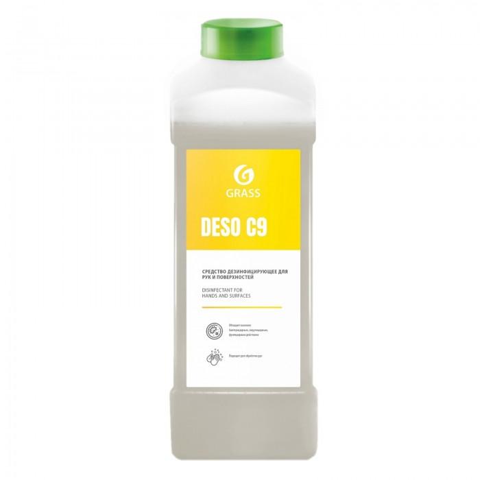 Бытовая химия Grass Дезинфицирующее средство DESO C9 1000 мл недорого