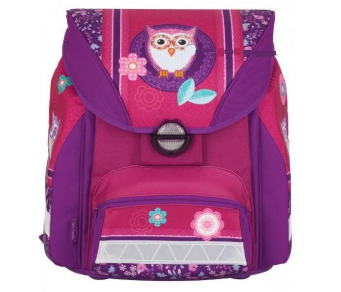 Развитие и школа , Школьные рюкзаки Tiger Enterprise Ранец школьный Favorit Collection Owl арт: 106360 -  Школьные рюкзаки