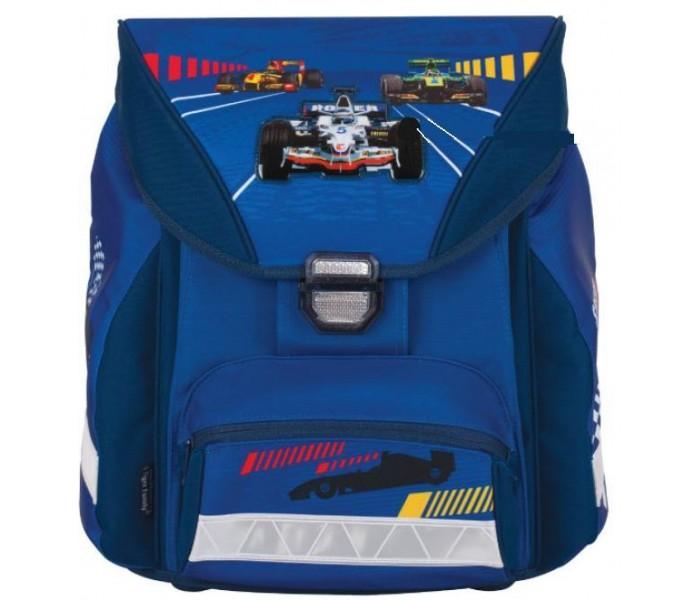 Развитие и школа , Школьные рюкзаки Tiger Enterprise Ранец школьный Favorit Collection Formula 1 арт: 106369 -  Школьные рюкзаки