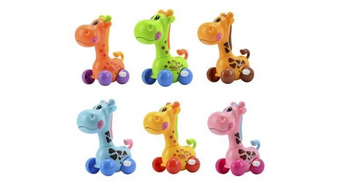 Фото - Развивающие игрушки Tongde Жираф Зоосадик заводной электронные игрушки kiddieland жираф