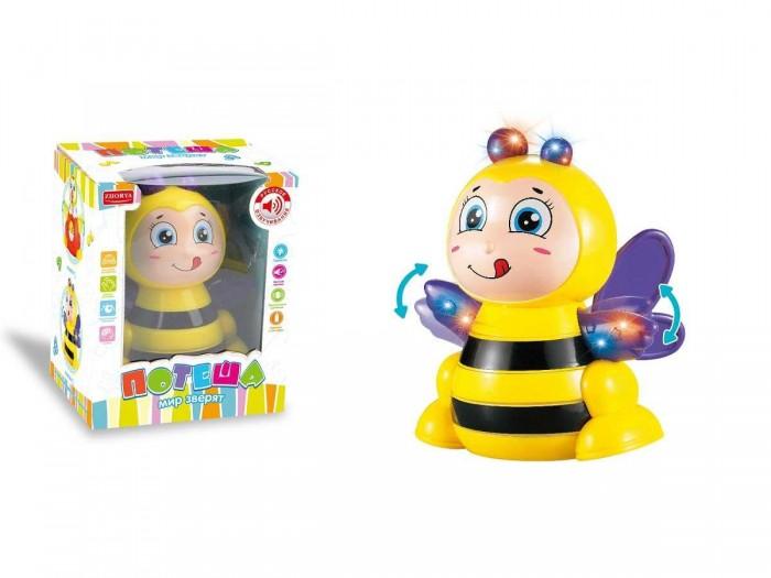 Электронные игрушки Zhorya Электронная игрушка Пчелка Потеша