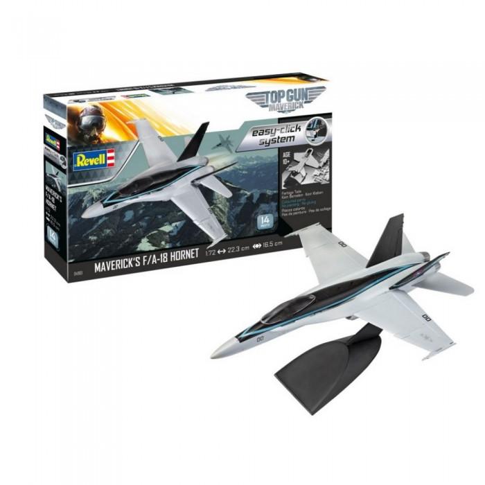 Купить Сборные модели, Revell Набор со сборной моделью истребитель-бомбардировщик Ф/A-18E Хорнет Toп Ган