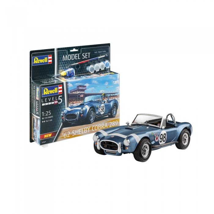 Купить Сборные модели, Revell Набор со сборной моделью спортивный автомобиль AC Cobra 289