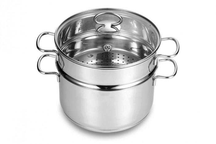 Фото - Посуда и инвентарь TimA Пароварка 1 секция 3 л пароварка tima 1 секция м 1