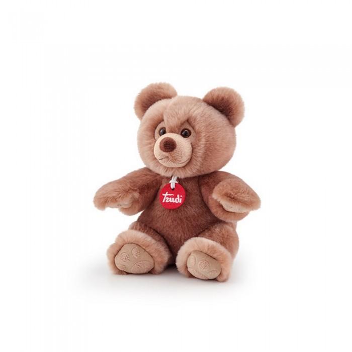 Купить Мягкие игрушки, Мягкая игрушка Trudi медведь Брандо 18x23x14 см
