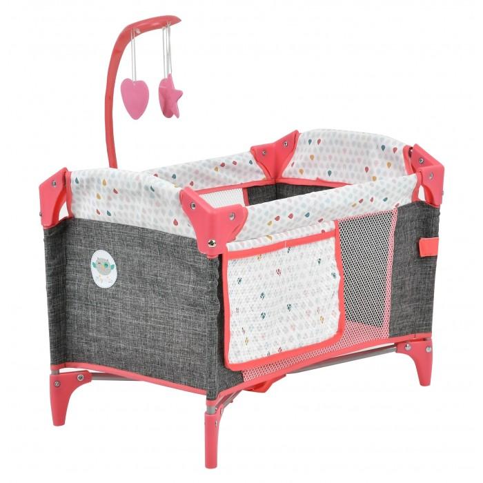 Кроватка для куклы Hauck Манеж Play N Go Sleep N Play Deluxe