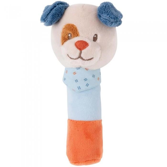Мягкие игрушки Nattou Cri-Cris Jim & Bob Собачка 20 см бортики в кроватку nattou jim