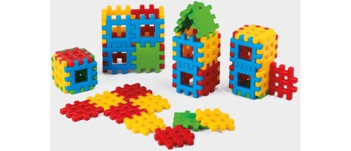 Купить Конструкторы, Конструктор Marioinex Вафельные блоки (48 деталей)