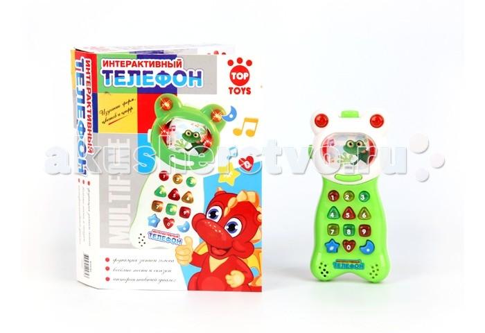 Top Toys Телефон GT5782 телефон роскладушка