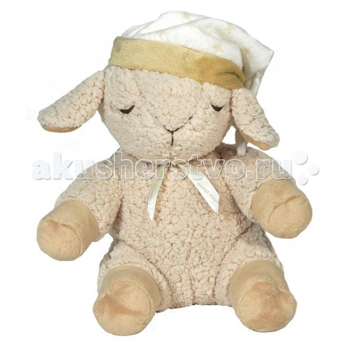 Мягкая игрушка Cloud b Сонная овечка с сенсором 7304-Z8-RUСонная овечка с сенсором 7304-Z8-RUМягкая игрушка Cloud b Сонная овечка с сенсором 7304-Z8-RU. Мы поможем вам даже посреди ночи! Когда малыш шевелится или вздрагивает, звуковой датчик игрушки Sleep Sheep автоматически запускает ее успокаивающий белый шум, чтобы ребенку было легче снова погрузиться в сон.  Проигрывает выбранные убаюкивающие звуки: мамино сердцебиение весенние ливни морской прибой песни китов. Специальный датчик для включения звука: реагирует на голос малыша и снова запускает воспроизведение убаюкивающих звуков три уровня чувствительности к звукам, которые позволяют настроить датчик с учетом шумов окружающей среды продолжает воспроизведение мелодии, которая проигрывалась последней, с тем же уровнем громкости звука, который был выбран. Характеристики плюшевого персонажа и звукового блока: две позиции таймера отключения: автоматическое отключение через 23 или 45 минут колпак для сна классического стиля – эксклюзивно для Sleep Sheep-Smart Sensor требуются 2 батарейки типа AA (входят в комплект).<br>
