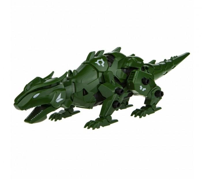 Роботы 1 Toy Сборная модель Robo Life Робо-ящер (46 деталей)