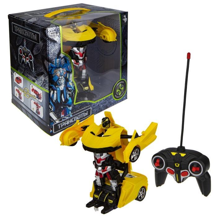 1 Toy Робот Трансботы 1:18 Т19475