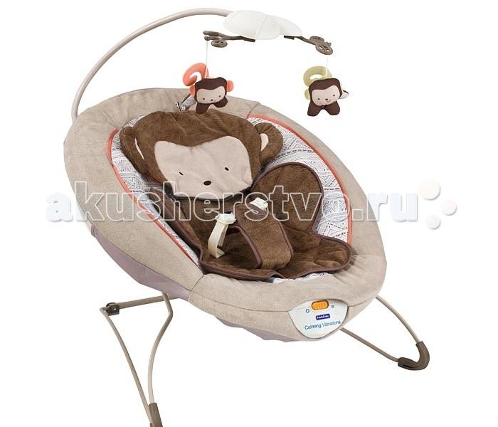 FitchBaby Кресло-качалка с игрушками и вибрацией Delux Bouncer 88919Кресло-качалка с игрушками и вибрацией Delux Bouncer 88919Fitch Baby Кресло-качалка с игрушками и вибрацией Delux Bouncer 88919  Это удобное кресло-качалка подойдёт как для сна, так и для игр. Оно абсолютно безопасно и просто в использовании.  Комфортная ортопедическая спинка, позволяющая находиться в правильном положении. Массажный (вибро) режим обеспечит малышу спокойный и сладкий сон.  Чехол кресла-качалки без труда снимается и стирается, что позволяет поддерживать гигиену на необходимом уровне.  Особенности: Мягкое и уютное креслице, отделанное плюшевым материалом с забавным вкладышем Мобиль с 2-я маленькими игрушками Блок вибрации - поможет расслабиться и заснуть Трехточечные ремни безопасности - помогут избежать неприятностей. Для работы блока вибрации необходима одна батарейка типа D (LR20), которая НЕ входит в комплект поставки.  Максимальный вес ребенка, находящегося в этой моделе креслица-качалки не должен превышать 11 кг.<br>