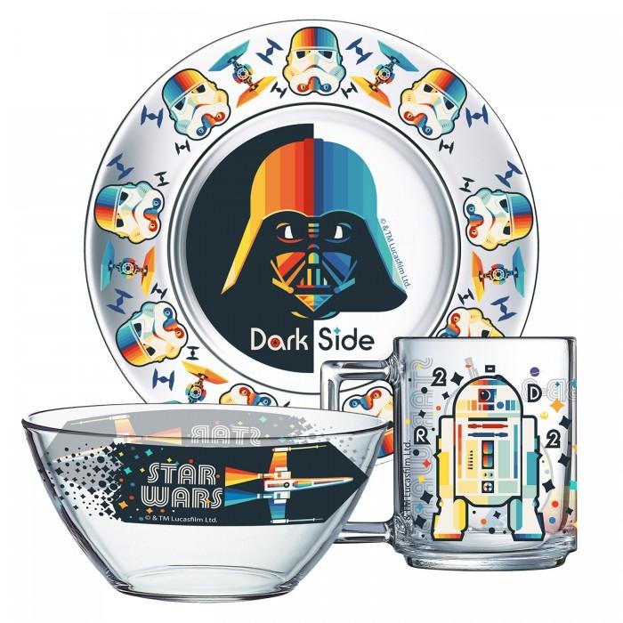Посуда ОСЗ Набор для завтрака Star Wars (3 предмета)
