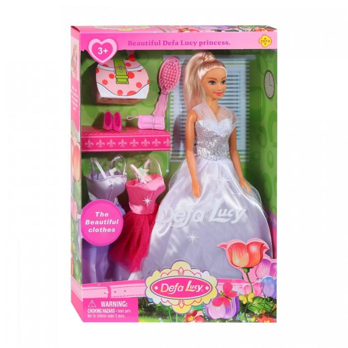 Купить Куклы и одежда для кукол, Defa Кукла Невеста в свадебном платье