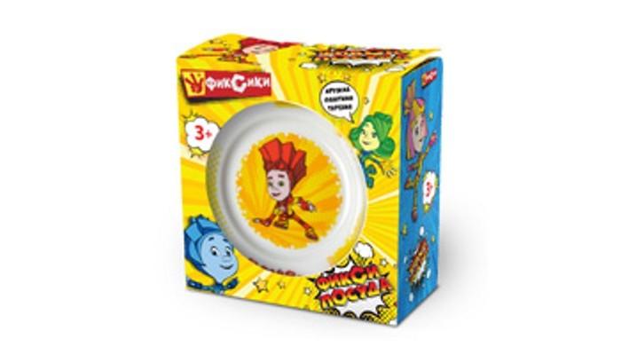Посуда ND Play Набор посуды из фарфора Фиксики Файер (3 предмета)