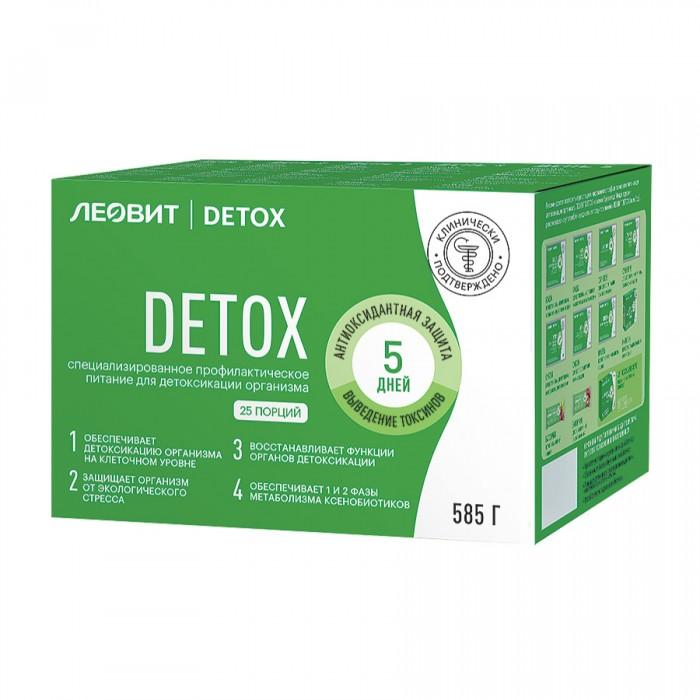 Леовит Detox Профилактическое питание для детоксикации организма