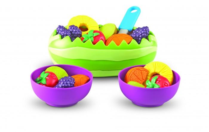 Купить Ролевые игры, Learning Resources Развивающая игрушка Мы растем Фруктовый салат (18 элементов)
