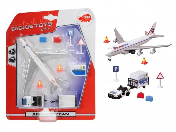 Игровые наборы Dickie Игровой набор Аэропорт игровые наборы технопарк игровой набор