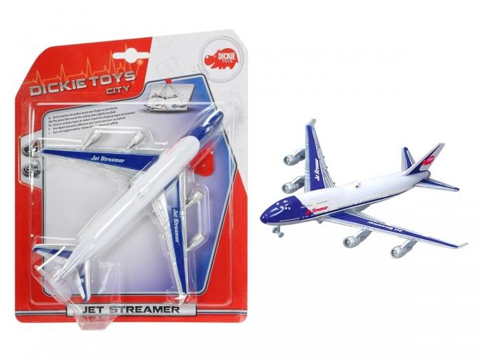 Вертолеты и самолеты Dickie Самолет 25см