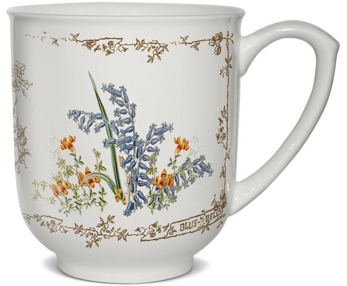 Картинка для PrioritY Кружка Цветы из Стратфорда Гиацинты в подарочной упаковке 380 мл
