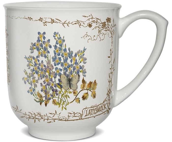 Картинка для PrioritY Кружка Цветы из Стратфорда Незабудки в подарочной упаковке 380 мл