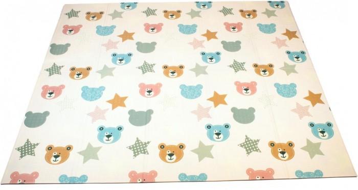 Игровые коврики BabyHit cкладной Softplay Xt Bears