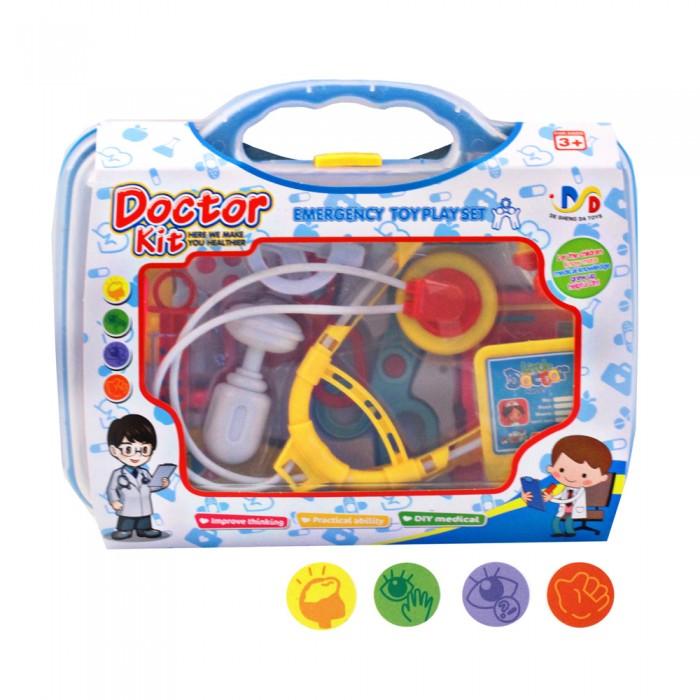 Купить Ролевые игры, De Sheng Da Toys Набор Доктор JB202879