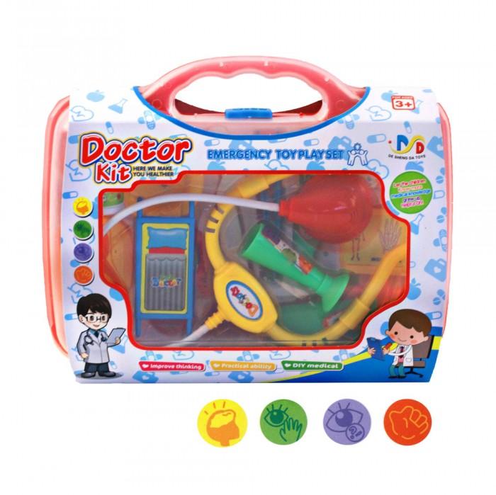 Ролевые игры, De Sheng Da Toys Набор Доктор JB202878  - купить со скидкой