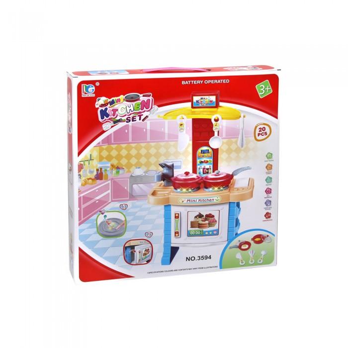 Купить Ролевые игры, Nanqi Toys Игровой набор Кухня JB201933