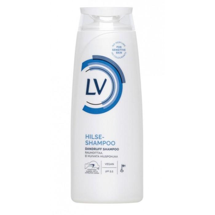 Фото - Косметика для мамы LV Шампунь для волос против перхоти 250 мл logona шампунь treatment juniper против перхоти с маслом био можжевельника 250 мл