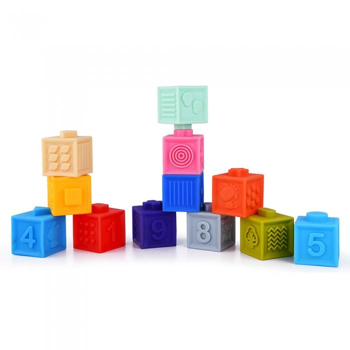 Игрушки для ванны Pituso Набор кубиков Цифры
