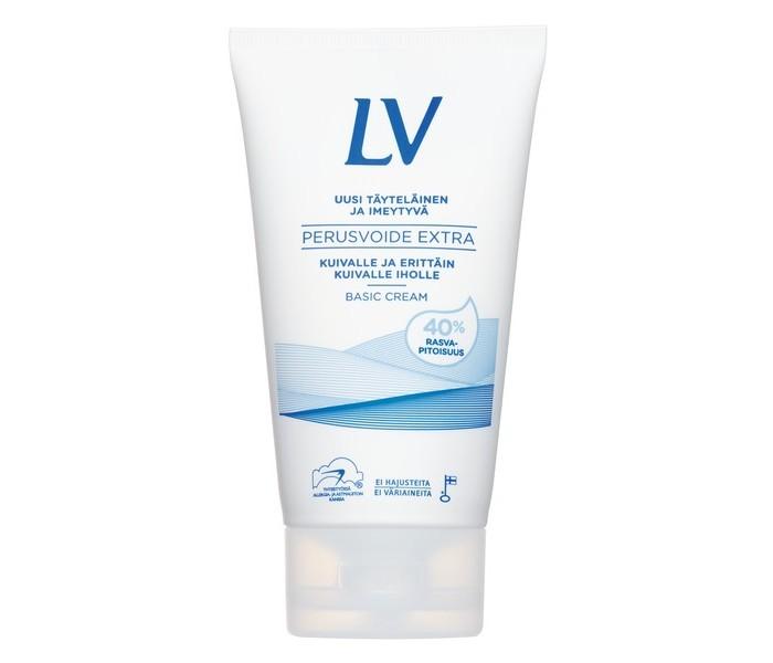 Косметика для мамы LV Интенсивный питательный крем для тела 150 мл
