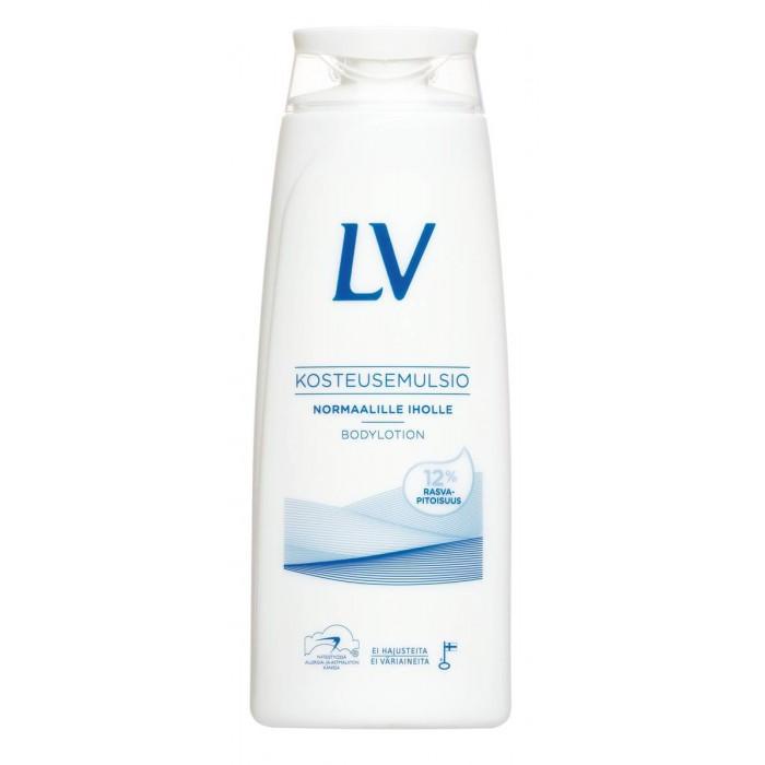 Косметика для мамы LV Увлажняющий крем для тела 250 мл