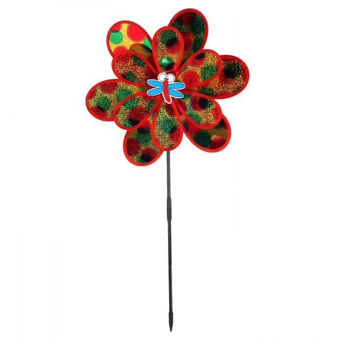 Фото - Товары для праздника Компания друзей Ветерок с насекомым 50 см товары для праздника наша игрушка вертушка цветочек с липестками 35 см