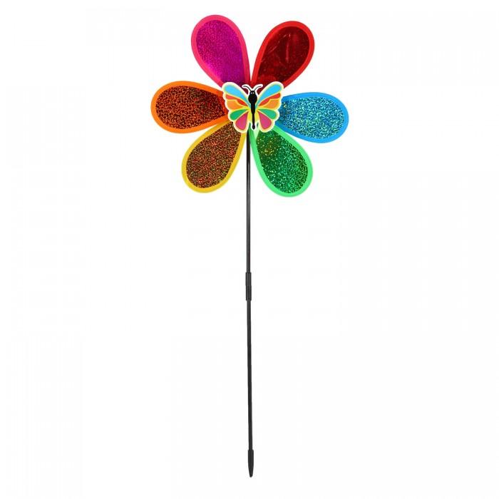 Фото - Товары для праздника Компания друзей Ветерок микс насекомых 52 см товары для праздника наша игрушка вертушка цветочек с липестками 35 см