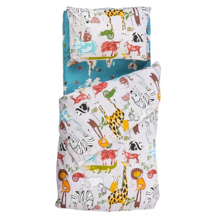 Купить Постельное белье Forest Animals 160х80 см (3 предмета)