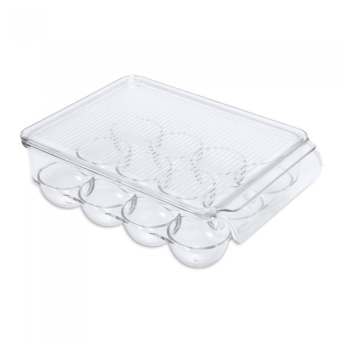 Фото - Контейнеры для еды DOSH | HOME Контейнер для хранения яиц Aliot 12 шт. контейнеры для еды dosh home контейнер прямоугольный aliot 1 5 л