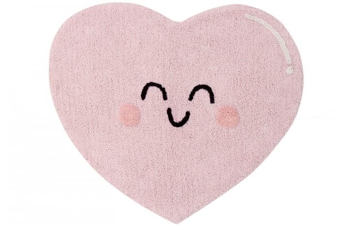 Купить Ковры, Lorena Canals Ковер Счастливое сердце 105х90 см