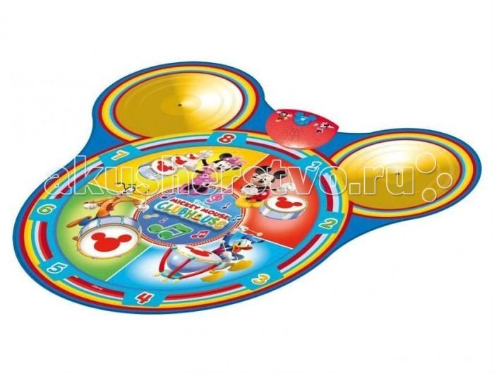 Игровой коврик Disney Коврик музыкальный Mickey Mouse