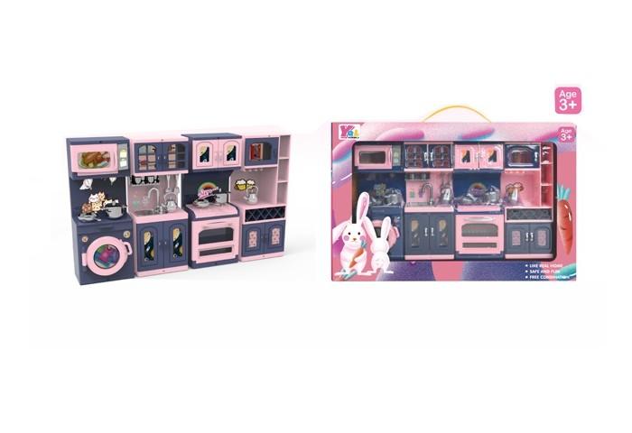 Ролевые игры Xiong Cheng Игровой набор Кухня ролевые игры faro игровой набор кухня 49 см стол