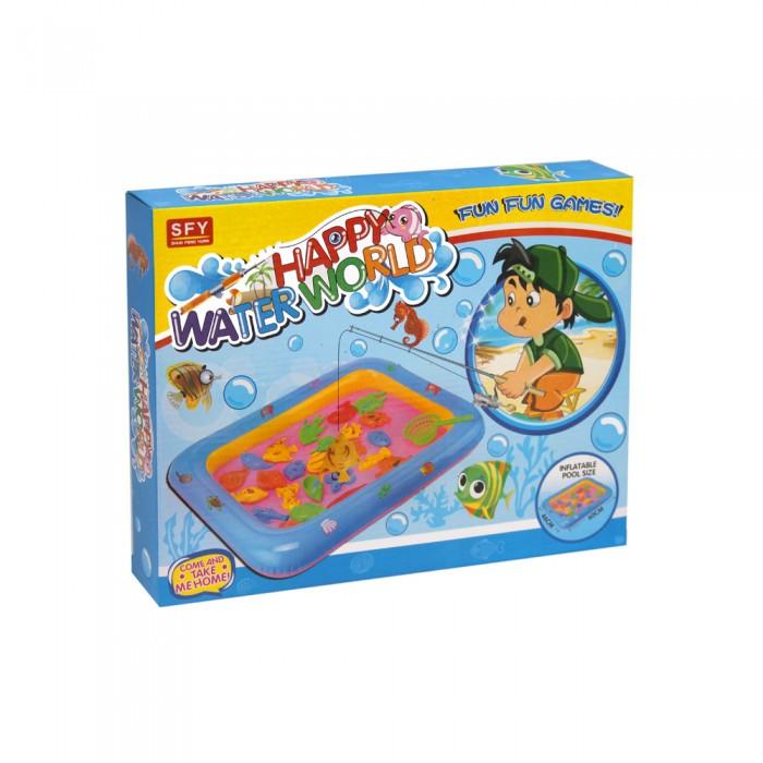 Купить Игрушки для ванны, Джамбо Игровой набор Рыбалка JB1000286